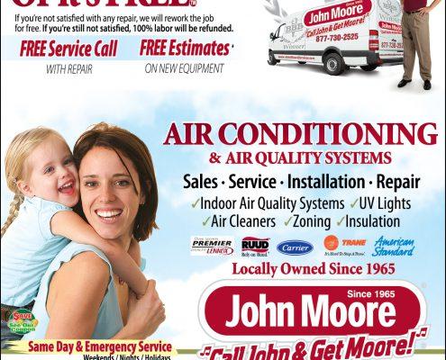 John Moore AC Ad
