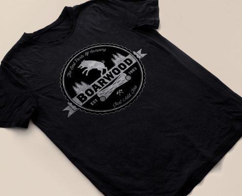 Boarwood T-shirt