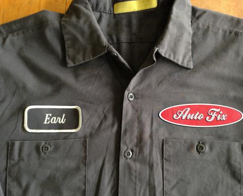 Earl's Shirt
