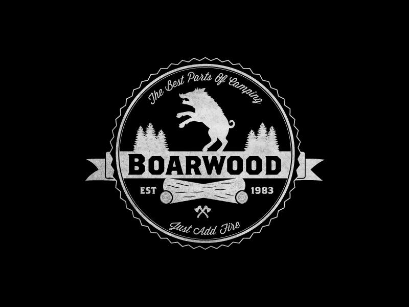 Boarwood Logo